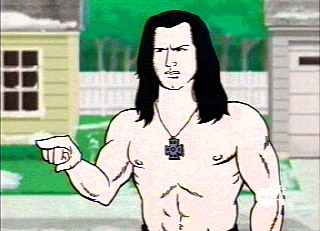 Danzig-approved animation of Danzig