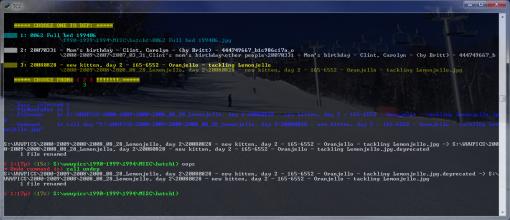 20150626 - picdep.bat example with undo